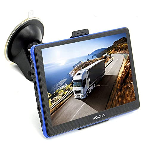 XGODY 886 GPS Navigator for Truck and Car with 7-Inch Touch Screen and US Map