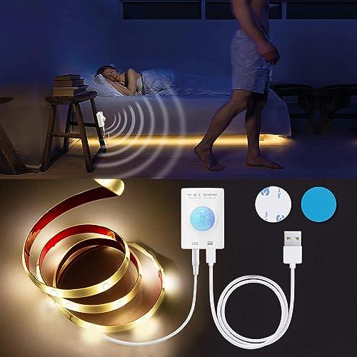 Rechargeable Motion Sensor Led Under Cabinet Light Strips